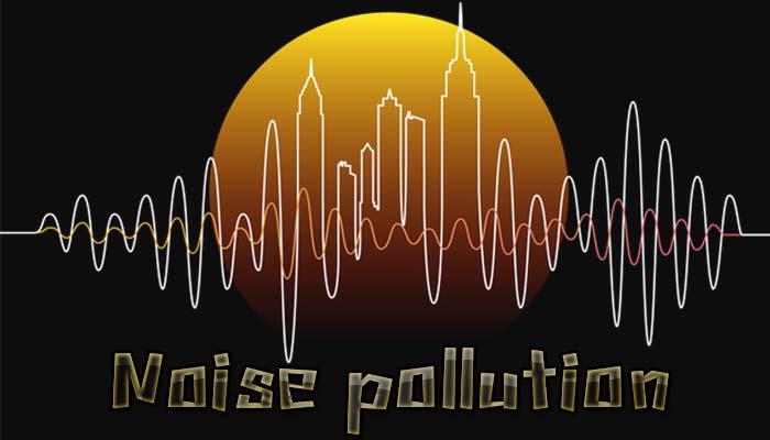 มลพิษทางเสียง